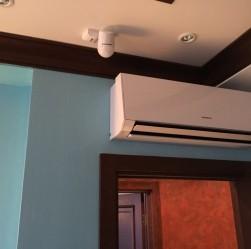установка сплит-системы в квартире